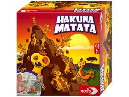 Noris Spiele Hakuna Matata Kinderspiel