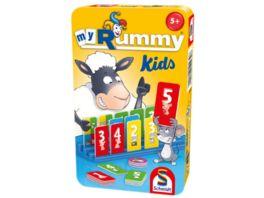 Schmidt Spiele myRummy Kids Kinderspiel