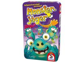 Schmidt Spiele Monsterjaeger Kinderspiel