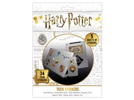 Tech Sticker Harry Potter