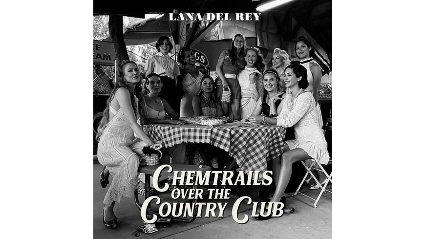Chemtrails Over The Country Club (CD)