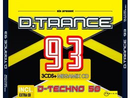 D Trance 93 incl D Techno 50