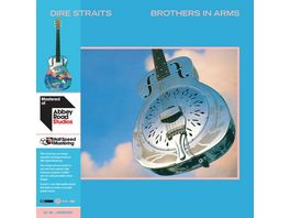 Brothers In Arms Half Speed Remastered 2LP