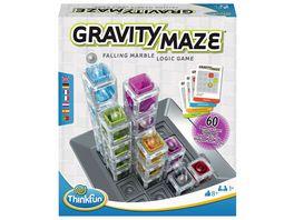 Thinkfun 76433 Garvity Maze das spannende Kugellabyrinth fuer Maedchen und Jungen ab 8 Jahren Gehirntraining mit einer Kugelbahn im neuen Verpackungsdesign