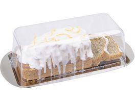 chg Koenigskuchenplatte mit Deckel Torta