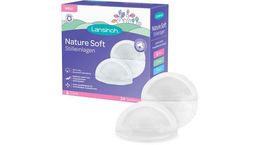 Lansinoh® Nature Soft Stilleinlagen
