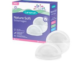 Lansinoh Nature Soft Stilleinlagen