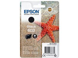 Epson Druckerpatrone T603 schwarz