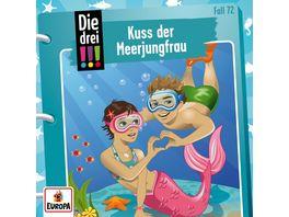 072 Kuss der Meerjungfrau