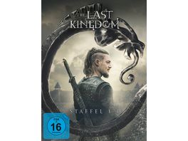 The Last Kingdom Staffel 1 4 18 DVDs