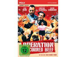 Operation Corned Beef Temporeiche Komoedie mit Starbesetzung Pidax Film Klassiker
