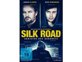 Silk Road Gebieter des Darknets