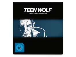 Teen Wolf Die komplette Serie Staffel 1 6 Limited Collector s Edition 34 DVDs
