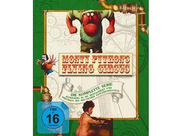 Monty Python s Flying Circus Die komplette Serie auf Blu Ray Staffel 1 4 7 BRs