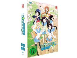 Nisekoi 2 Staffel Gesamtausgabe DVD Box mit Schuber 4 DVDs