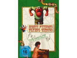 Monty Python s Flying Circus Die komplette Serie auf DVD Staffel 1 4 11 DVDs