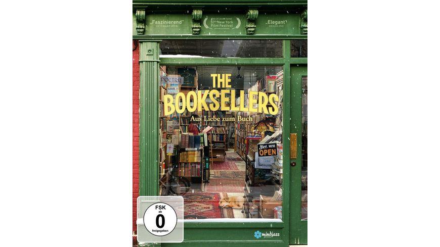 The Booksellers - Aus Liebe zum Buch