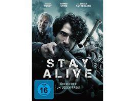 Stay Alive Ueberleben um jeden Preis