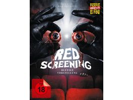Red Screening Blutige Vorstellung Limited Edition Mediabook uncut DVD