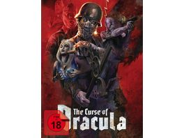The Curse of Dracula Mediabook Limited Edition DVD