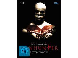 Manhunter Mediabook Cover B Limited Edition DVD