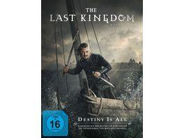 The Last Kingdom Staffel 4 5 DVDs