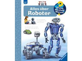 Wieso Weshalb Warum Alles ueber Roboter Kinderbuch