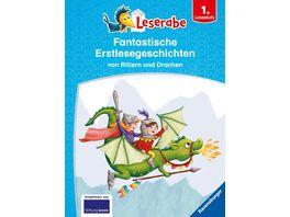 Leserabe Sonderausgaben Fantastische Erstlesegeschichten von Rittern und Drachen Kinderbuch