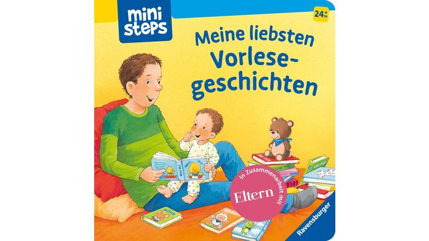 ministeps Bücher - Meine liebsten Vorlesegeschichten - Ab 24 Monaten