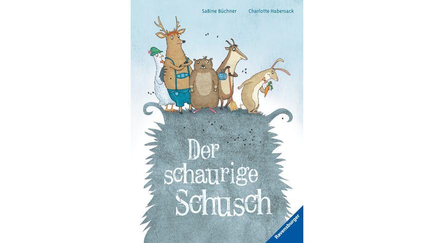 Der schaurige Schusch -  Kinderbuch