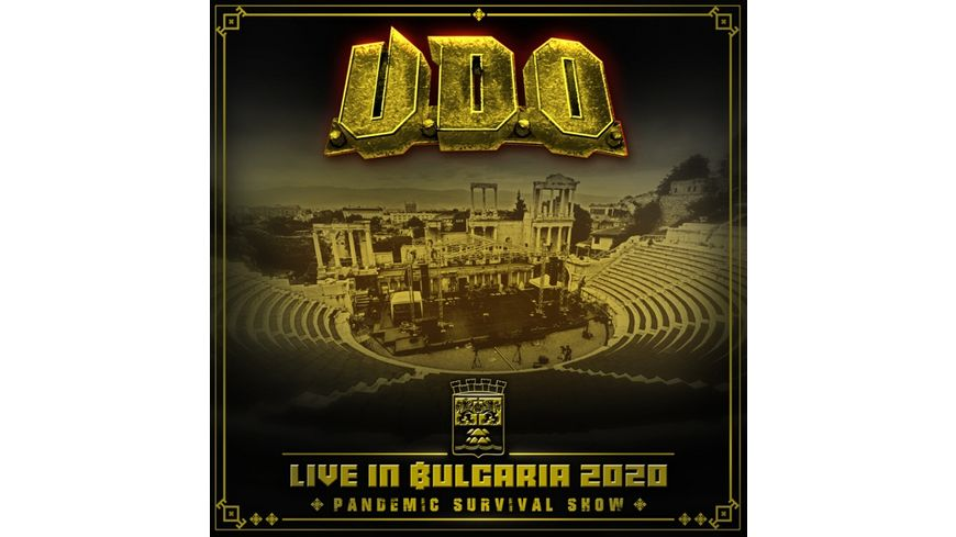 Live in Bulgaria 2020-Pandemic Survival Show
