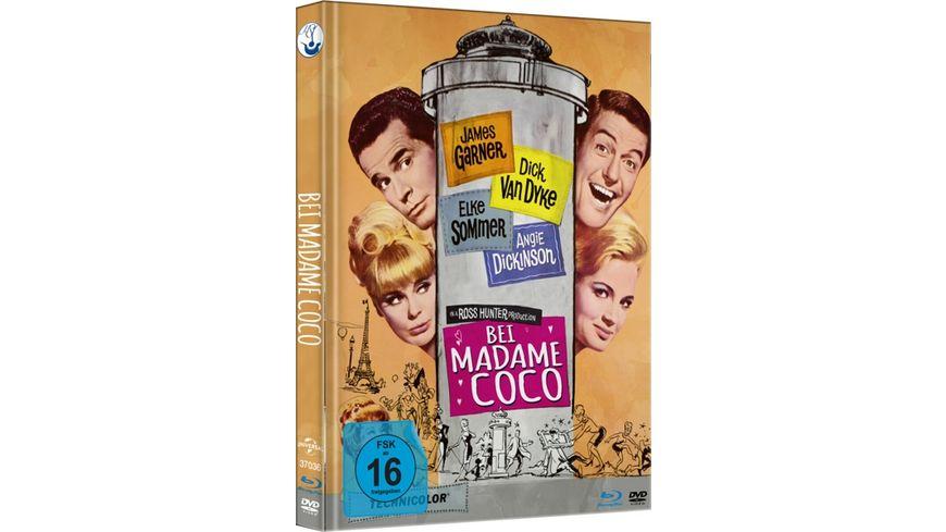 Bei Madame Coco - Kinofassung (Limited Mediabook mit Blu-ray+DVD/in HD neu abgetastet)