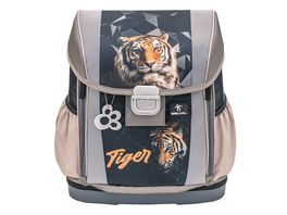 JOLLY Belmil CUSTOMIZE ME Tiger 60 teiliges Schultaschen Set