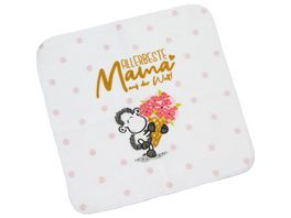 sheepworld Magic Towel Allerbeste Mama auf der Welt