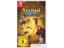 Rayman Legends Definitive Edition Code in the Box