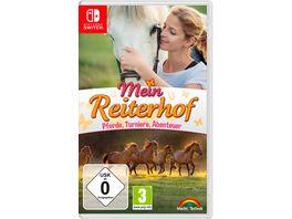 Mein Reiterhof Pferde Turniere Abenteuer