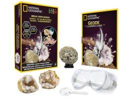 National Geographic Geoden Ausgrabungskit