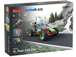 fischertechnik PROFI H2 Fuel Cell Car Baukasten