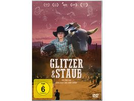 Glitzer Staub