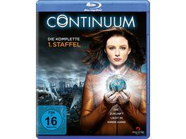Continuum Die komplette 1 Staffel 2 BRs
