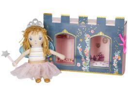 Die Spiegelburg Puppe Prinzessin Lillifee Glitter Gold