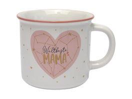 GRUSS CO Lieblingsbecher Weltbeste Mama