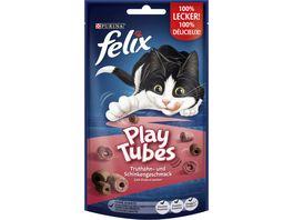 FELIX Play Tubes Truthahn Schinken
