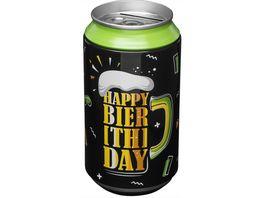 GRUSS CO Spardose Happy Bier th day