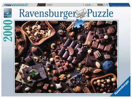 Ravensburger Puzzle Schokoladenparadies 2000 Teile