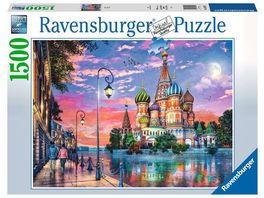 Ravensburger Puzzle Moscow 1500 Teile