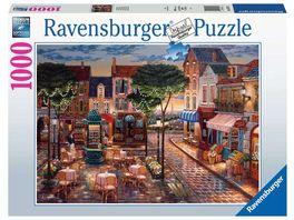 Ravensburger Puzzle Gemaltes Paris 1000 Teile