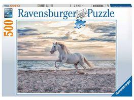Ravensburger Puzzle Pferd am Strand 500 Teile