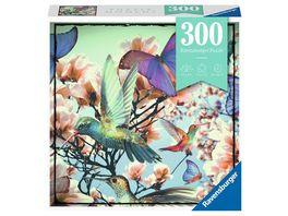 Ravensburger Puzzle Puzzle Moment 12969 Hummingbird 200 Teile Puzzle fuer Erwachsene und Kinder ab 14 Jahren