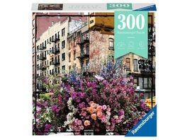 Ravensburger Puzzle Puzzle Moment 12964 Flowers in New York 200 Teile Puzzle fuer Erwachsene und Kinder ab 14 Jahren